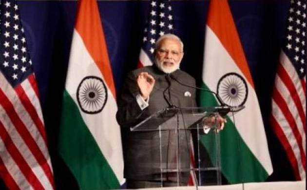 PM Modi in US: 'Surgical strikes conducted across the Line of Control prove that the country can defend itself'