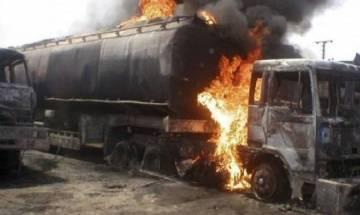 Pakistan: Oil tanker fire overshadows Eid celebrations, death toll rises to 160