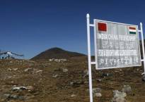 Chinese troops transgress Sikkim sector, destroy two bunkers and jostle with Indian army personnel