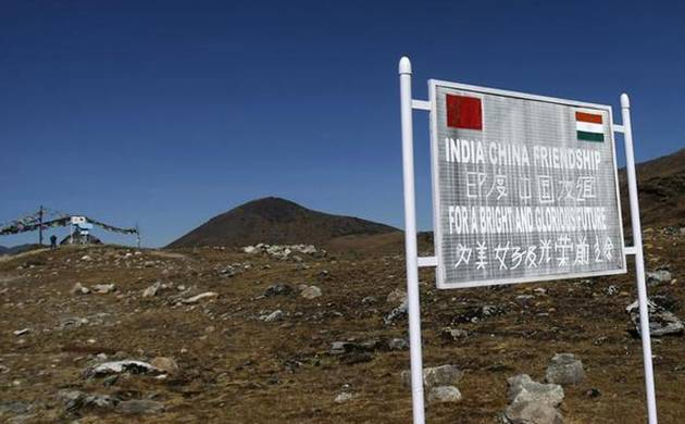 Chinese troops transgress Sikkim sector, destroy two bunkers (File photo)