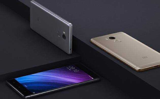 Xiaomi Redmi 4 - File Photo