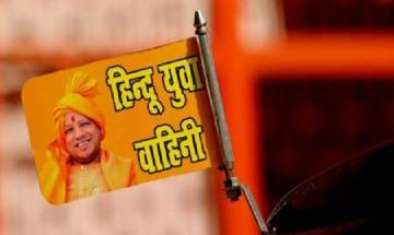 Three activists from Yogi Adityanath's Hindu Yuva Vahini get arrested on charge of rape and thrashing police