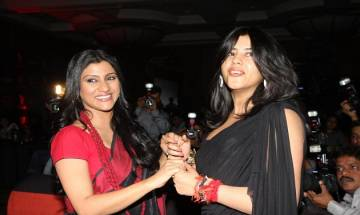 Producer Ekta Kapoor and actress Konkona Sen Sharma wonder how can sanitary napkins be taxed!
