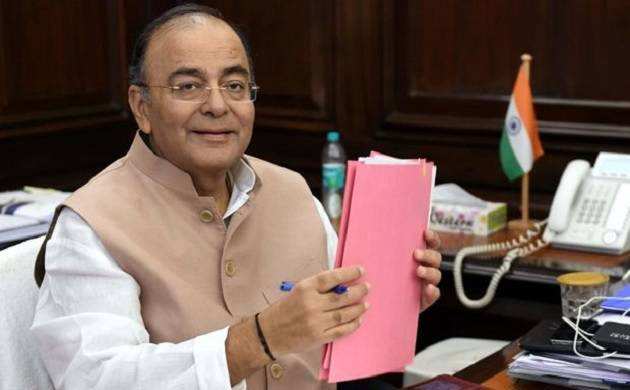 Finance Minister Arun Jaitley (PTI Photo)