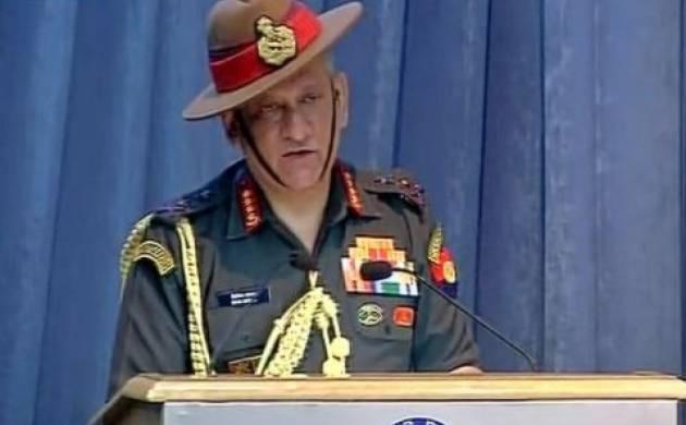 Army Chief Gen. Bipin Rawat (file photo)