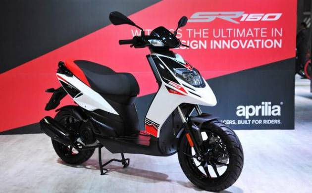 Aprilia SR model - File Photo