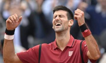 Novak Djokovic defeats Vasek Pospisil 6-4, 6-3 to reach Eastbourne quarterfinals