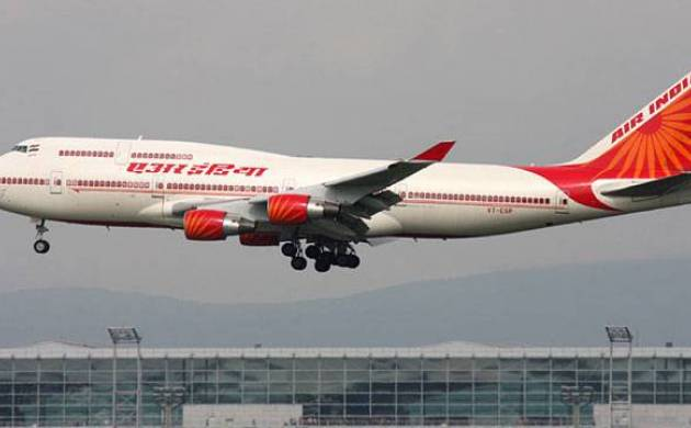 Air India - File Photo (getty)