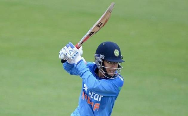 Smriti Mandhana's sheroic knock guides India to easy victory against West Indies (Pic ctsy: Twitter)