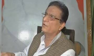 I am BJP's 'item girl', they don't have anyone else to talk about, says Azam Khan