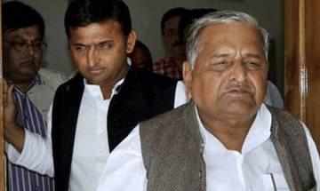 Mulayam skips Ramgopal's birthday bash, Akhilesh says 'he is angry with me'