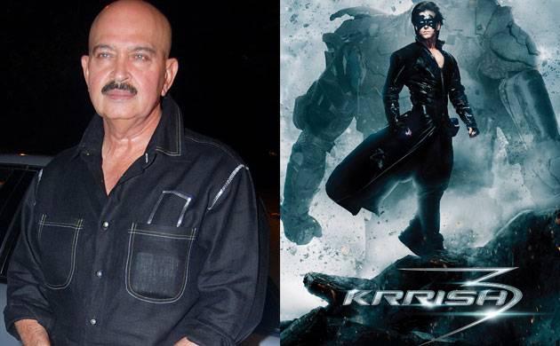 Rakesh Roshan's 'Krrish 3' lands him in legal trouble