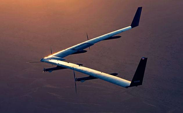 Facebook's Aquila Internet-Beaming Drone completes second full-scale test flight, lands smoothly
