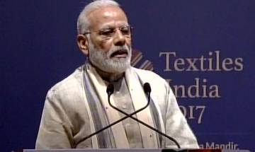 PM Modi in Gujarat: 'Domestic market for apparel and lifestyle products expected to reach $160 bn by 2025'