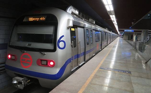 Delhi Metro: Violet Line services get affected due to signal glitch