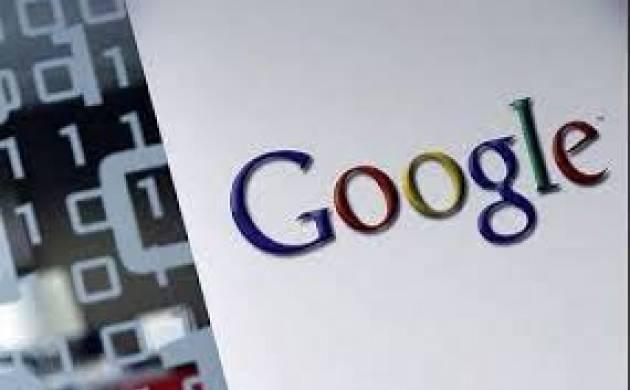 EU slaps record fine of 2.4-billion-euro on Google (File Photo)