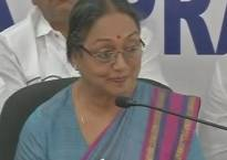 Presidential election: Meira Kumar says she is not 'scapegoat', fighting for an ideology