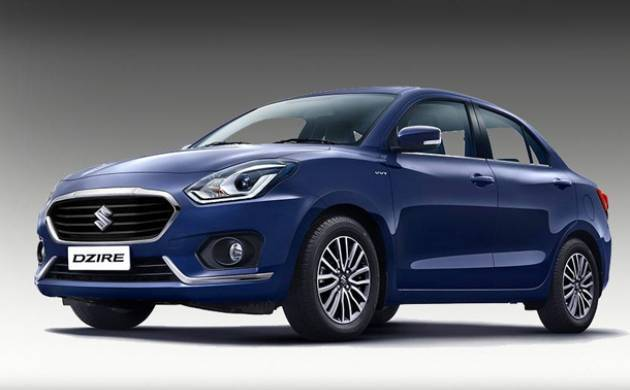 Maruti Suzuki Dzire - File Photo