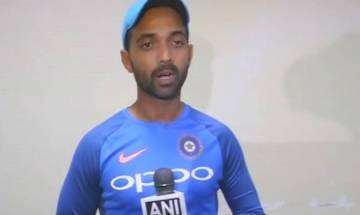 Never lost confidence in my ability despite being out of team, says Ajinkya Rahane