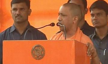 Need to improve 'poor condition' of farmers, says Adityanath