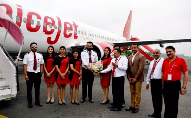 SpiceJet launches 34 direct flights from Patna to four major metros