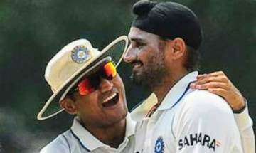 Harbhajan Singh turns 37: Virender Sehwag, Sachin Tendulkar, Geeta Basra and others extend greetings to 'Turbunator'