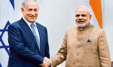 Modi to become first Indian PM to visit Tel Aviv, Israel awaits in anticipation; talks on defence, cybersecurity on cards