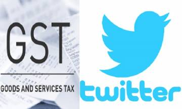 GST causes over one million conversations on micro-blogging site Twitter between June 30 and July 2
