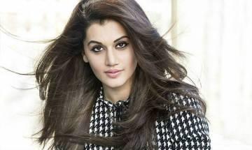 Judwaa 2: Taapsee Pannu wants to shoot with Salman Khan in film