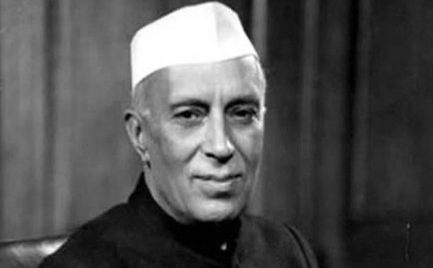 Jawaharlal Nehru (file photo)