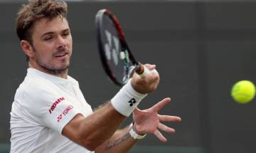 Wimbledon 2017: Stan Wawrinka knocked out of championship in major upset by Daniil Medvedev