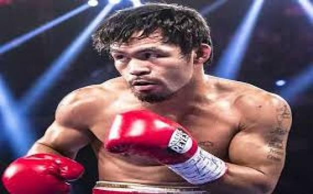 Manny Pacquiao - File Photo