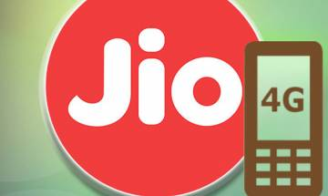 Reliance Jio's Rs 500 4G VoLTE phone to be launched on July 21: Report