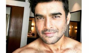 I am embarrassed and thankful at the same time, says R Madhavan on his viral selfie