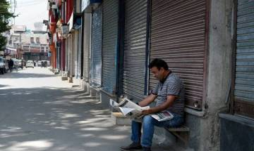 J&K: Shops in Srinagar shut due to strike called after Goods and Services Tax launch
