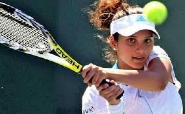 Sania Mirza - File Photo