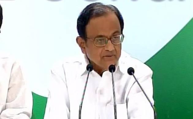 Chidambaram says Modi govt's GST a mockery; very, very, imperfect