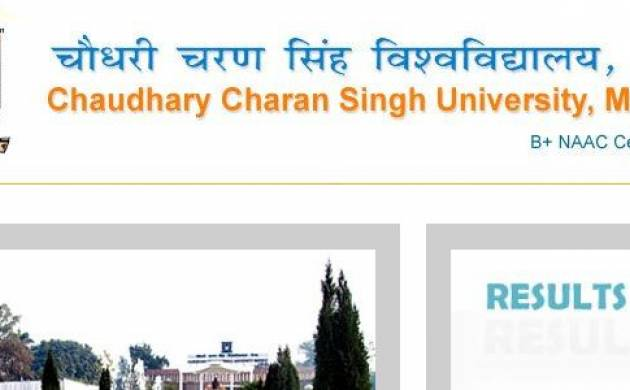 CCS University Result 2017 for B.Com, BA, M.Sc, MA and M.Com soon