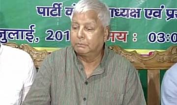 CBI carries out 8 hours long raid at Lalu Yadav's properties, files fresh corruption case