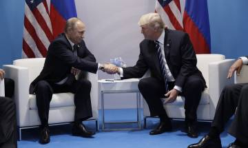 G20 Summit: Trump encounters Putin in Hamburg amid investigations into Russia's interference in Trump's campaign
