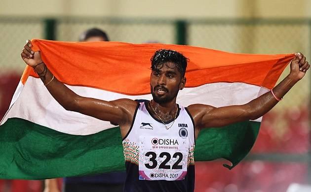 G Lakshmanan: 5,000 m gold Asian Athletic winner used to practised barefoot