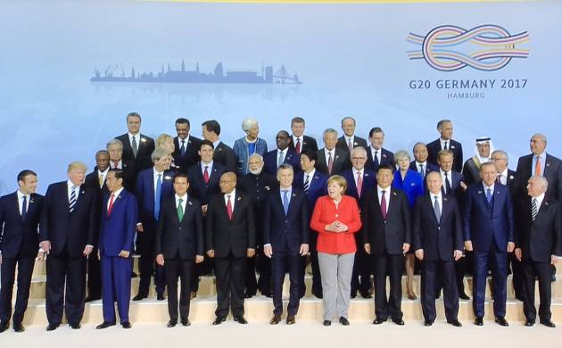 G20 leaders issue statement on countering terrorism: 21 key points (Official G20 family photo: @MEAIndia)