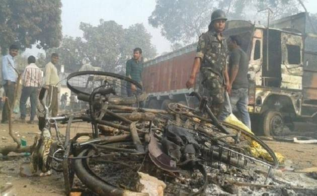 WB: Normalcy returning to riot-hit Baduria, adjacent areas (Source: PTI)