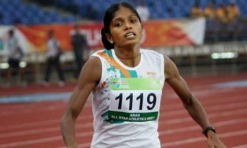 Asian Athletics Championships: Tintu Luka, Jinsen Johnson qualify for 800 metres finals