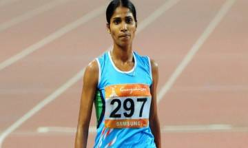 Asian Athletics Championships 2017: Sudha Singh wins yellow medal in 3000m track event