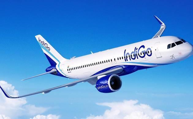 Jet blast shatters IndiGo plane's window, five injured (File Photo)