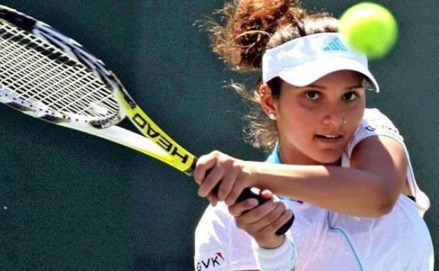 Sania Mirza file photo