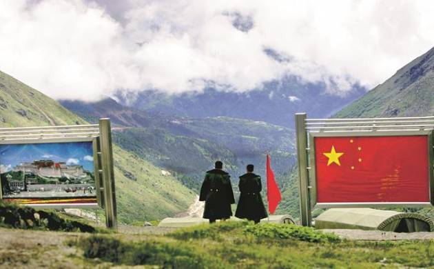 Sikkim standoff: China ups the ante, state media warns India of 'third-country' army invasion in Kashmir (File/PTI)