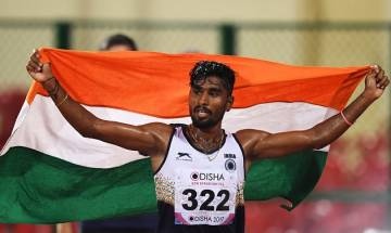 Asian Athletic Championships: Govind, Swapna grab gold, Archana disqualified for pushing Lankan athlete; India finish on top