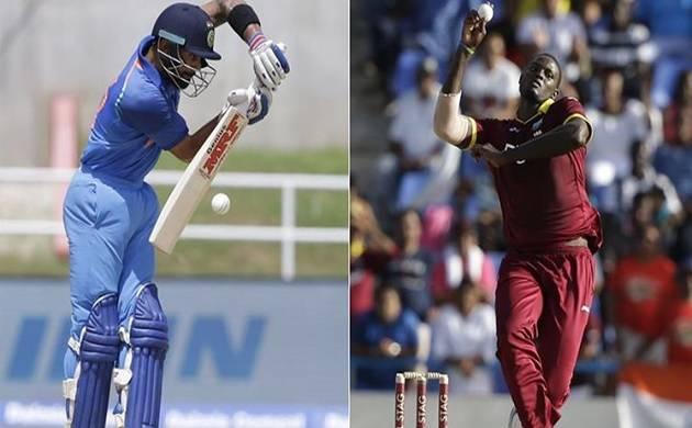 India vs West Indies T20, Live Cricket Score